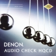 Denon Audio Check HQCD