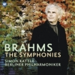 Complete Symphonies : Rattle / Berlin Philharmonic (3CD)