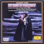 Un Ballo In Maschera: Levine / Met Opera, Millo, Pavarotti, Nucci, Quiver, Etc