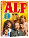 ALF SEASON 2 COLLECTOR'S BOX