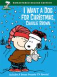 I Want A Dog For Christmas.Charlie Brown
