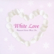 White Love Romantic Winter Music Box