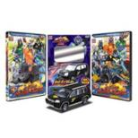 Tomica Hero Rescue Fire Vol.7&8+rescue Tomica Series Rescue Dash 4 <gentei Color>set