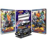 Tomica Hero Rescue Fire Vol.9&10+rescue Tomica Series Rescue Dash 5 <gentei Color>set