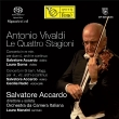 Four Seasons, Concertos : Accardo / Orchestra da Camera Italiana, Manzini