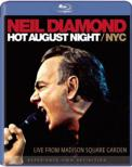 Hot August Night Nyc From Madison Square Gardens