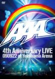 AAA 4th Anniversary LIVE 090922 at Yokohama Arena AAA