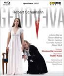 Genoveva : Kusej, Harnoncourt / Zurich Opera, Banse, Marthey, etc (2007 Stereo)