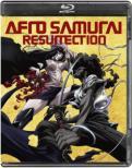 Afro Samurai:Resuitection