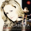 Cello Concerto: Gabetta(Vc)Venzago / Danish National So +dvorak, Respighi