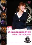 U-ka saegusa IN db -FINAL LIVE TOUR 2010-