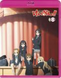 K-ON!! Vol.8 (Blu-ray Disc First Press Limited)