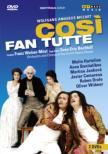 Cosi Fan Tutte : Bechtolf, Welser-Most / Zurich Opera, Hartelius, Bonitatibus, etc (2009 Stereo)(2DVD)