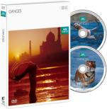BBC EARTH Ganges DVD-BOX [Episode 1-3]
