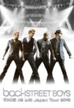 Backstreet Boys This Is Us Japan Tour 2010�yLimited Delax Version�z