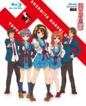 Melancholy of Haruhi Suzumiya Blu-ray Complete Box (Limited Edition)