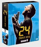 24 -TWENTY FOUR-SEASON 6 (SEASONS Compact Box)