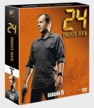 24 -TWENTY FOUR-SEASON 5 (SEASONS Compact Box)