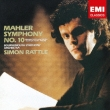 (Cooke)Symphony No, 10, : Rattle / Bournemouth Symphony Orchestra