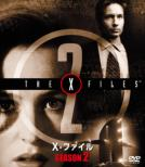 THE X-FILES SEASON 2 (SEASONS Compact Box)