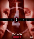 THE X-FILES SEASON 4 (SEASONS Compact Box)