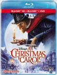 Disney's A Christmas Carol 3D Set (Blu-ray & DVD)