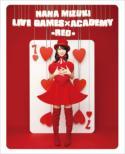 NANA MIZUKI LIVE GAMES�~ACADEMY�yRED�z (Blu-ray)