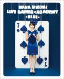 NANA MIZUKI LIVE GAMES�~ACADEMY�yBLUE�z (Blu-ray)