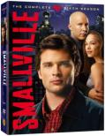 SMALLVILLE SEASON 6 DVD COLLECTOR'S BOX