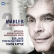 Symphony No, 2, : Rattle / Berlin Philharmonic, Kate Royal, Kozena (2CD) Mahler (1860-1911)