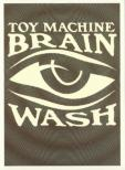 Brainwash -Toy Machine skateDVD-