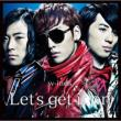 Be As One / Let' s Get It On [+DVD First Press Limited Type B]