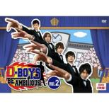 D-Boys Be Ambitious Vol.2 (Limited Edition) D-BOYS