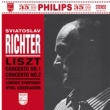 Piano Concerto, 1, 2, : S.richter(P)Kondrashin / Lso