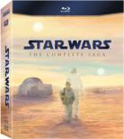 STAR WARS: The Complete Saga Blu-ray BOX [First Press Limited Edition]