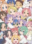Lucky Star Blu-ray BOX [First Press Limited]