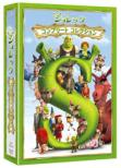 Shrek The Whole Story Quadrilogy DVD Box