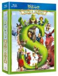 Shrek The Whole Story Quadrilogy BD Box