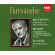 Beethoven Symphony No, 5, Violin Concerto, Wagner, Brahms : Furtwangler / BPO, Lucerne Festival O, Menuhin(Vn)etc (96Hz/24Bit remastering)(2SACD)