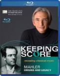 Symphony No, 1, Concert A Mahler Journey : Tilson Thomas / San Francisco Symphony, Hampson +Documentary (2Blu-ray)