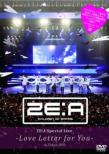 ZE:A Special Live -Love Letter for you-in Tokyo DVD