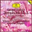 Symphony No, 3, : Abbado / Vienna Philharmonic, Norman, Wiener Sangerknaben (2SHM-CD)