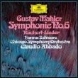 Symphony No, 6, Ruckert Lieder : Abbado / Chicago Symphony Orchestra, H.Schwarz (2SHM-CD)