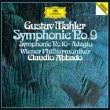 Symphony No, 9, Adagio from Symphony No, 10, : Abbado / Vienna Philharmonic (2SHM-CD)