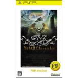 Ys I & Ii Chronicles Psp The Best
