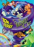 Tom & Jerry Wizard Of Oz Blu-ray & DVD Set [First Press Limited Edition]
