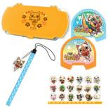 UMD Case Monster Hunter Diary: Poka Poka Airu Village G Accessory Set