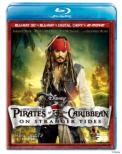 Pirates Of The Caribbean: On Stranger Tides [2Blu-ray & Digital Copy]
