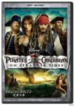 Pirates Of The Caribbean: On Stranger Tides [DVD & Blu-ray]