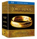 Lord of the Rings Extended Edition Trilogy BOX [Blu-ray]